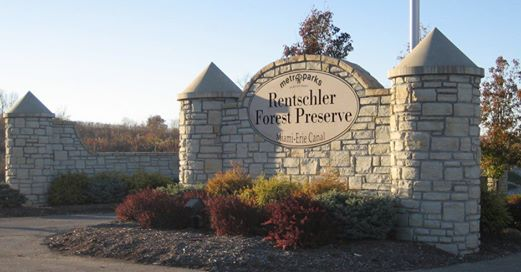 Rentschler Estates Sign