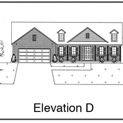 Elevation D
