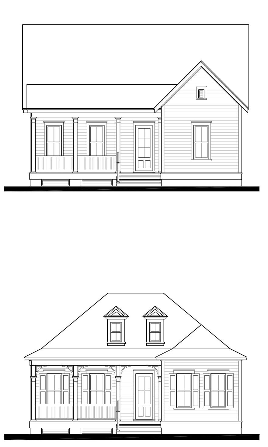 Alternate Elevations 2
